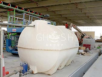 Water chiller system water cooler heat pump for - Swimming pool construction companies in uae ...